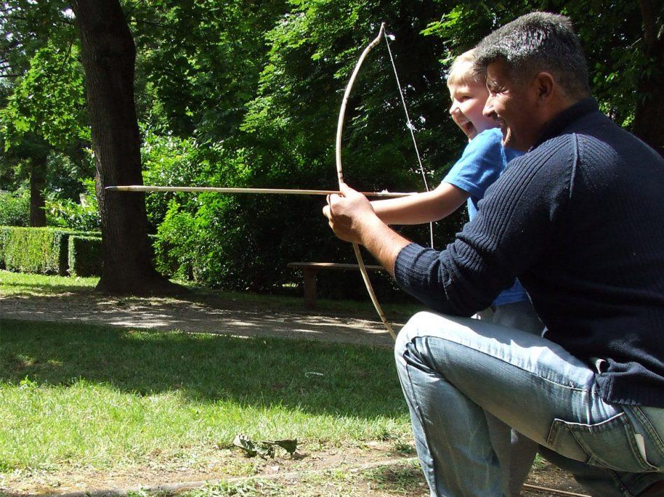Zakoračite u bajku ili kako smo bili Merida Hrabra i Robin Hood na jedan dan