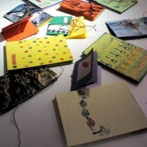 Pečati kao ukrasi na ručno izrađenim knjigama