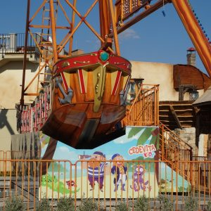 PIRATE SHIP by CEDEVITA