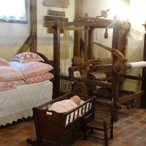 A loom - Ljubica Cestar